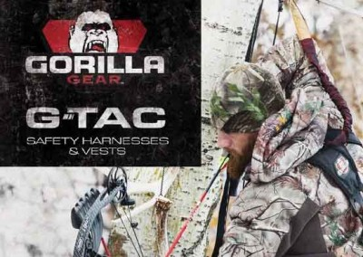 Gorilla Gear G-Tac Air