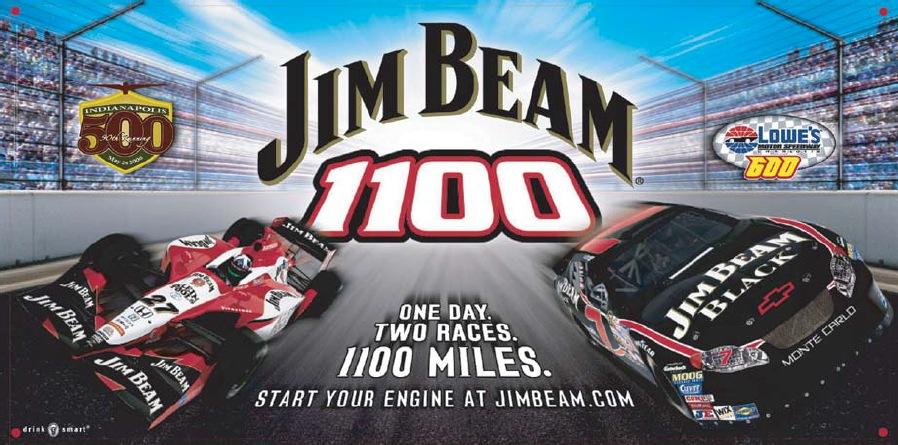 Jim Beam 1100