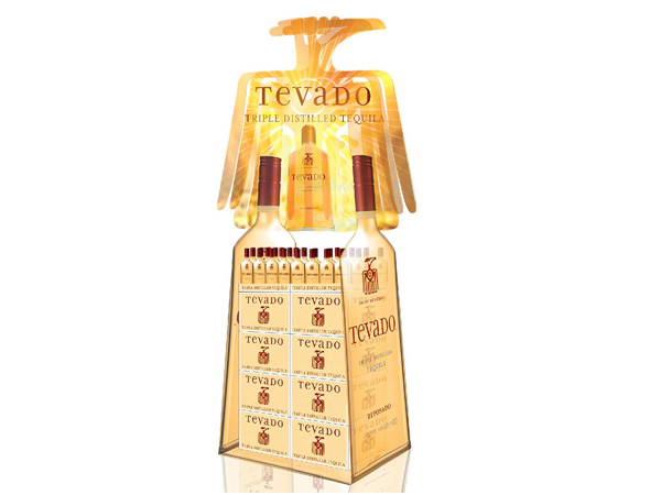 TEVADO-PLEXI-DISPLAY
