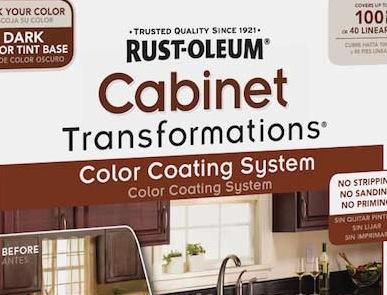 Rustoleum Transformations